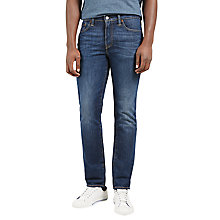 Buy Levi's 511 Brutus Slim Jeans, Mid Wash Blue Online at johnlewis.com