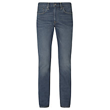 Buy Levi's 522 Slim Taper Jeans Online at johnlewis.com