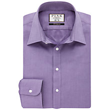 Buy Thomas Pink Padua Texture Slim Fit Shirt Online at johnlewis.com