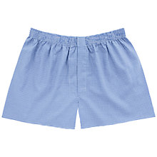 Buy Thomas Pink Davenport Textured Boxer Shorts Online at johnlewis.com