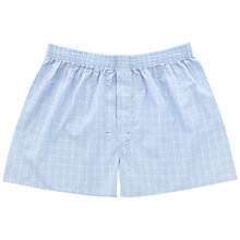Buy Thomas Pink Edward Check Boxers Online at johnlewis.com