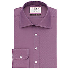 Buy Thomas Pink Donowell Texture Slim Fit Shirt Online at johnlewis.com