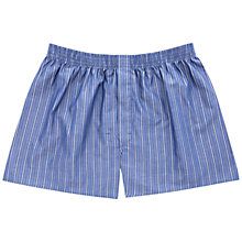 Buy Thomas Pink Lampeter Stripe Boxer Shorts Online at johnlewis.com
