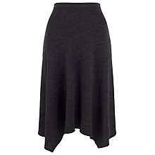 Buy Phase Eight Darcie Skirt, Charcoal Online at johnlewis.com
