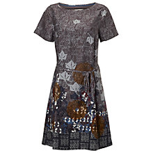 Buy White Stuff Make Do Dress, Grey Online at johnlewis.com