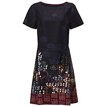 Buy White Stuff Make Do Dress, Blue Online at johnlewis.com