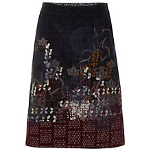 Buy White Stuff Looming Skirt, Blue Online at johnlewis.com
