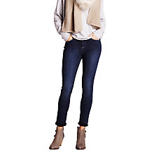 Buy Mint Velvet Stamford Indigo Skinny Jeans, Blue Online at johnlewis.com