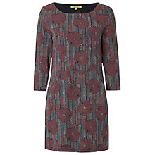 Buy White Stuff Landscape Jersey Tunic, Pink Online at johnlewis.com