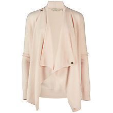 Buy Ted Baker Jenee Magnetic Fastening Wrap Cardigan, Light Pink Online at johnlewis.com