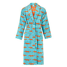 Buy Scion Mr Fox Bath Robe Online at johnlewis.com