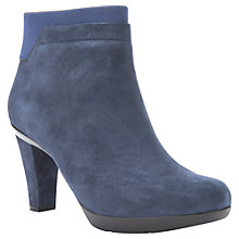 Buy Geox Inspiration Block Heeled Ankle Boots Online at johnlewis.com