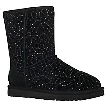 Buy UGG Classic Constellation Short Boots Online at johnlewis.com