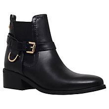Buy Carvela Saddle Twin Buckle Ankle Boots Online at johnlewis.com