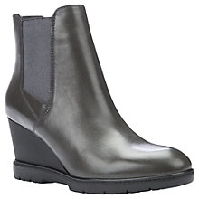 Buy Geox Jilson Wedge Heel Chelsea Ankle Boots Online at johnlewis.com