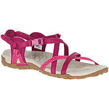 Buy Merrell Terran Lattice Sandals Online at johnlewis.com