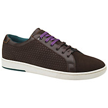 Buy Ted Baker Slowne Suede Lace-Up Shoes Online at johnlewis.com
