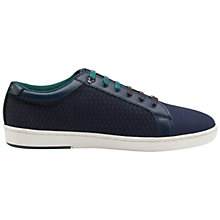 Buy Ted Baker Keeran 3 Canvas Lace-Up Shoes Online at johnlewis.com