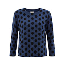 Buy Hobbs Natasha Jumper Online at johnlewis.com