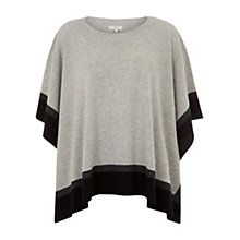 Buy Hobbs Clara Poncho Online at johnlewis.com