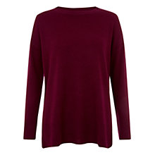 Buy Hobbs Natalie Cashmere Jumper Online at johnlewis.com