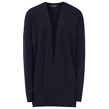 Buy Reiss Cashmere Renna Cardigan, Night Navy Online at johnlewis.com