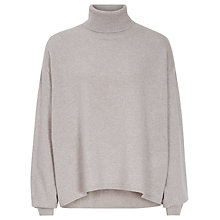 Buy Reiss Cashmere Zoya Turtle Neck Jumper Online at johnlewis.com