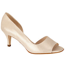 Buy Peter Kaiser Jamala Peep Toe Heeled Sandals Online at johnlewis.com