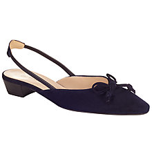 Buy Peter Kaiser Cathy Block Heeled Slingback Court Shoes Online at johnlewis.com