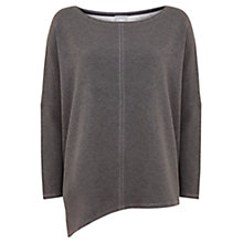 Buy Hygge by Mint Velvet Asymmetric Top Online at johnlewis.com