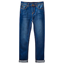 Buy Little Joule Boys' Ted Jeans, Blue Online at johnlewis.com