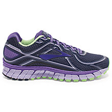 Buy Brooks Adrenaline GTS 16 Women's Running Shoes, Purple Online at johnlewis.com