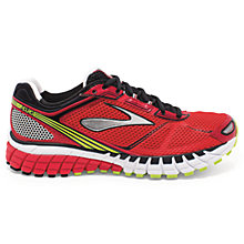 Buy Brooks Aduro 3 Men's Running Shoes, Red/Black Online at johnlewis.com