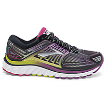 Buy Brooks Glycerin 13 Women's Running Shoes, Black/Multi Online at johnlewis.com