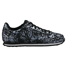 Buy Nike Genicco Women's Trainers, Black/Grey Online at johnlewis.com