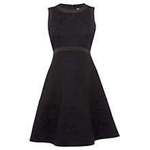Buy Coast Louisa Lace Dress, Black Online at johnlewis.com