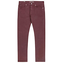Buy Reiss Maurice Twill Slim Jeans Online at johnlewis.com