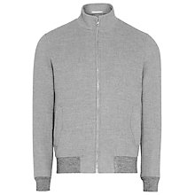 Buy Reiss Sonata Funnel Neck Bomber Jacket Online at johnlewis.com
