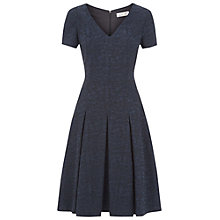 Buy Damsel in a dress Evangeline Dress, Navy Online at johnlewis.com