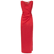 Buy Damsel in a dress Bellini Maxi Dress, Red Online at johnlewis.com