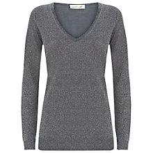 Buy Damsel in a dress Uma Jumper, Grey Online at johnlewis.com