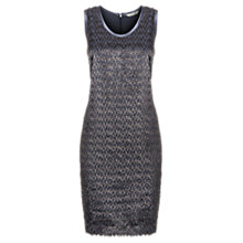 Buy Damsel in a Dress Talia Shift Dress, Grey Online at johnlewis.com