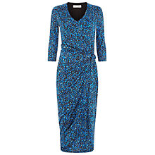 Buy Damsel in a dress Spotty Jersey Dress, Blue Online at johnlewis.com