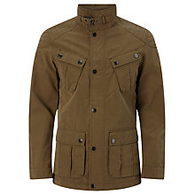Buy John Lewis Carbon Roadster Jacket, Khaki Online at johnlewis.com