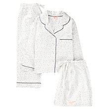 Buy Jigsaw Junior Star Pyjamas Online at johnlewis.com