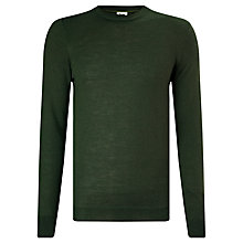 Buy Kin by John Lewis Made in Italy Merino Blend Crew Neck Jumper Online at johnlewis.com