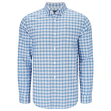 Buy John Lewis Classic Check Oxford Shirt Online at johnlewis.com