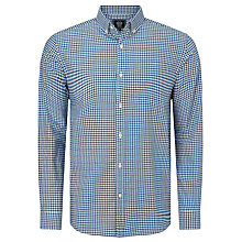 Buy John Lewis Window Check Oxford Shirt Online at johnlewis.com