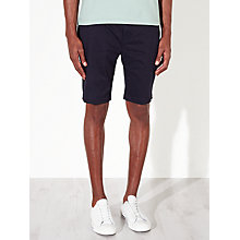 Buy Kin by John Lewis Stretch Cotton Chino Shorts, Navy Online at johnlewis.com