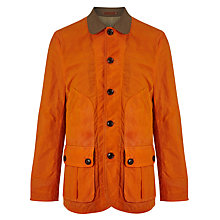 Buy JOHN LEWIS & Co. Halley Stevensons Waxed Cotton Donkey Jacket Online at johnlewis.com